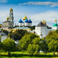 sergiev posad tour, tour of moscow, moscow holiday, sergius-trinity monastery, St. Trinity monastery